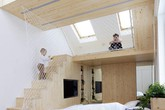 Nhà hơn 20m² vẫn thoải mái cho 5 người ở nhờ thiết kế thông minh