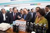 Tiên phong sản xuất nông nghiệp công nghệ cao, Tập đoàn TH nhận bằng khen từ Thủ tướng Chính phủ