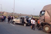 """Hủy 2 bản án vụ xe Innova lùi trên cao tốc làm 4 người chết, tài xế container """"vạ lây"""""""