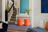 Độc đáo và cá tính, bạn sẽ rất bất ngờ khi dám thử dùng những gam màu tương phản bên trong ngôi nhà mình