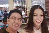 Tân Hoa hậu Trái đất Phương Khánh lộ ảnh thân thiết với bác sĩ Chiêm Quốc Thái