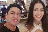 Tân Hoa hậu Trái đất Phương Khánh chính thức lên tiếng về tin đồn yêu bác sĩ Chiêm Quốc Thái