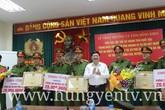 Phá thành công 2 vụ án, Công an tỉnh Hưng Yên được thưởng lớn