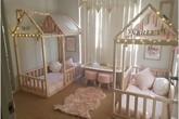 10 thiết kế phòng cho bé khiến bạn chỉ muốn sinh đôi