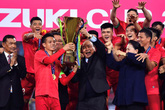 Hành trình lên ngôi vương Đông Nam Á của đội tuyển Việt Nam