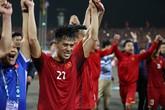 Đình Trọng dính chấn thương, ĐT Việt Nam nhận tổn thất cực lớn sau chức vô địch AFF Cup 2018