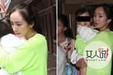 3 năm, hơn 1000 ngày nhưng Dương Mịch chỉ về thăm con gái đúng 37 ngày?