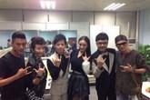 Mạng xã hội Trung Quốc náo loạn vì hình ảnh Dương Mịch ngồi trên đùi Tạ Đình Phong