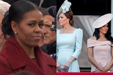 Cựu Đệ nhất phu nhân Mỹ bất ngờ lên tiếng bênh vực Meghan giữa ồn ào nàng dâu hoàng gia mâu thuẫn