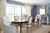 Những mẫu bàn ăn dành cho những gia đình thích tụ tập bạn bè
