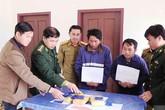 Bắt hai người Lào đang vận chuyển 18.000 viên ma túy tổng hợp
