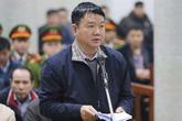 Sáng nay, ông Đinh La Thăng bị xét xử tội thứ 2