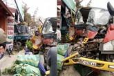 Xác định nguyên nhân ban đầu vụ xe cứu hộ đâm xe tải làm 3 người bị thương