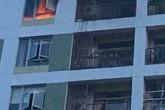 Xác định nguyên nhân ban đầu vụ cháy chung cư Parc Spring