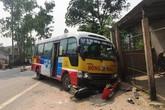 Nghệ An: Khởi tố tài xế xe buýt gây tai nạn khiến 2 người tử vong tại chỗ