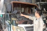 Hải Dương: Giám đốc doanh nghiệp bị kẻ xấu đốt ô tô trong đêm
