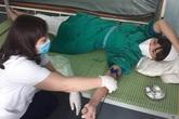 Hải Dương: 5 cán bộ, nhân viên y tế hiến máu cứu sống sản phụ nguy kịch
