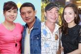 """Tình sử của hai nghệ sĩ hài """"nhiều vợ"""" nhất showbiz Việt"""