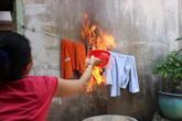 Hiện tượng đồ đạc liên tục bốc cháy ở Long An có gì thần bí?