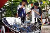 Nam sinh Nghệ An được cấp visa sang Mỹ thi khoa học kỹ thuật Quốc tế