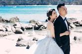 Hậu đám cưới bạc tỉ, Diệp Lâm Anh khoe ảnh cưới ngọt ngào cùng chồng thiếu gia