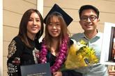 Hoa hậu Thu Hoài khoe ảnh tặng con gái hẳn một chiếc xế hộp tiền tỷ trong ngày tốt nghiệp