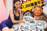 Lấy tỷ phú đáng tuổi bố, Á hậu Hong Kong ở chung cư cao cấp, lái xe đắt tiền