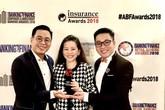 """Giải thưởng """"Sáng kiến Marketing của năm"""" Châu Á vinh danh FWD"""