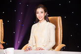 Làm việc liên tục 14 tiếng, Hoa hậu Đỗ Mỹ Linh vẫn vững thần thái trong vai trò mới