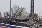 Hà Nội: Công trình sập giàn giáo khiến 3 người chết đã an toàn để thi công trở lại?