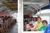 Hải Phòng: Không tham quan vịnh, du khách bức xúc vì vẫn bị Ban quản lý Vịnh Cát Bà thu phí