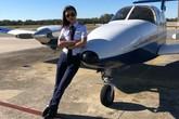 Điều ít biết về nữ diễn viên Việt đầu tiên làm phi công ở nước ngoài