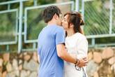 Thái Hòa rộp môi vì hôn Phương Anh Đào suốt hai ngày