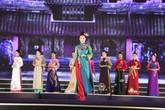 Em gái Nữ hoàng sắc đẹp Vũ Hoàng Điệp vào Top 3 Người đẹp Du lịch Hoa hậu Việt Nam