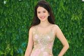 Nhan sắc gây ngỡ ngàng của Hoa hậu Thu Thủy sau 24 năm đăng quang