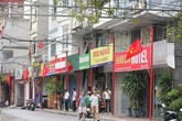 Hà Nội có thêm một tuyến phố đồng bộ biển quảng cáo