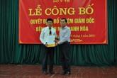 Bổ nhiệm giám đốc Bệnh viện Nhi Thanh Hóa