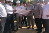 Phó Tổng Giám đốc Tập đoàn Điện lực Việt Nam kiểm tra công tác ứng cứu phòng chống ảnh hưởng cơn bão số 6