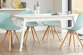 Xinh xắn và cá tính, những mẫu bàn ghế ăn hiện đại này khiến ai cũng mê mẩn