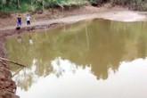 Sơn La: Hai trẻ mầm non đuối nước thương tâm