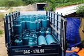 Hải Dương: Triệt xóa ổ sang chiết gas trái phép quy mô lớn