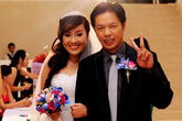 Thái Hòa từng cho gia đình vợ 'leo cây' ngày dạm ngõ