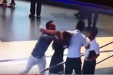 Nhân viên an ninh sân bay Nội Bài bị hành hung, đánh gãy 4 răng cửa