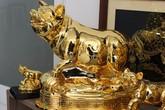 Người Sài Gòn săn heo vàng giá chục triệu chơi Tết