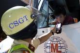 Tăng mạnh chế tài xử lý vi phạm giao thông