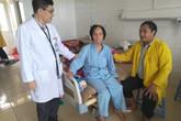 Lần đầu tiên cứu sống bệnh nhân phình mạch máu não bằng phương pháp nút coil