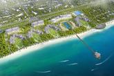 """Dự án Golden Resort: """"Trái tim xanh"""" bên bờ biển Quảng Bình"""