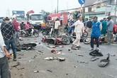 Sau vụ tai nạn kinh hoàng tại Long An: Có nên lắp loại còi đặc biệt cho xe container?