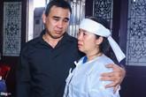 Quyền Linh, Anh Đức khóc khi đến viếng diễn viên Mạnh Tràng