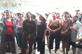 Thanh Hóa: Tiểu thương khóc cạn nước mắt sau vụ cháy chợ Còng